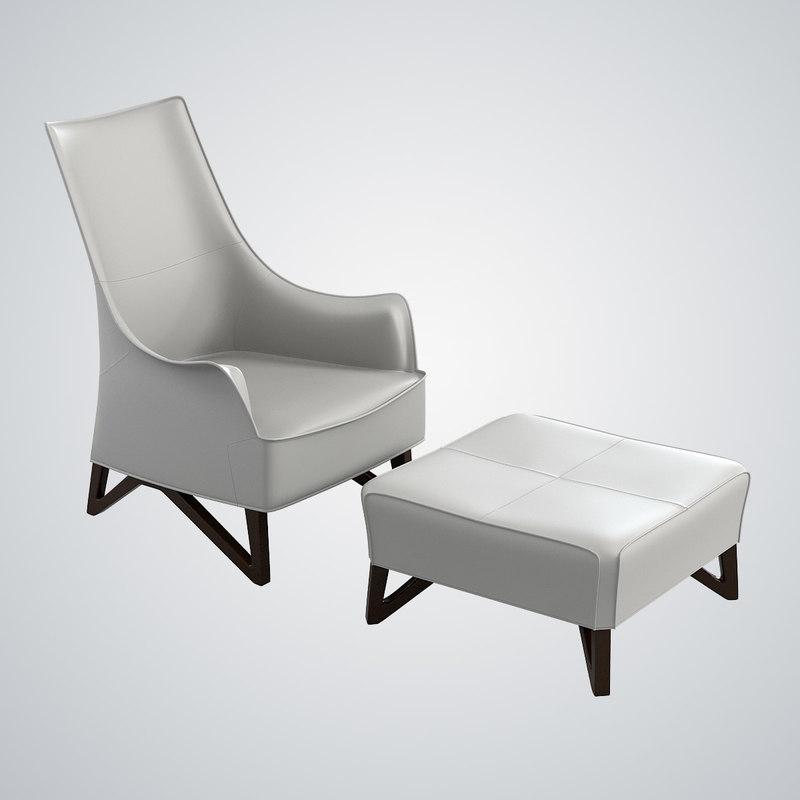 giorgetti mobius chair max