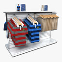 Mens Rugby Polo Shirts Display