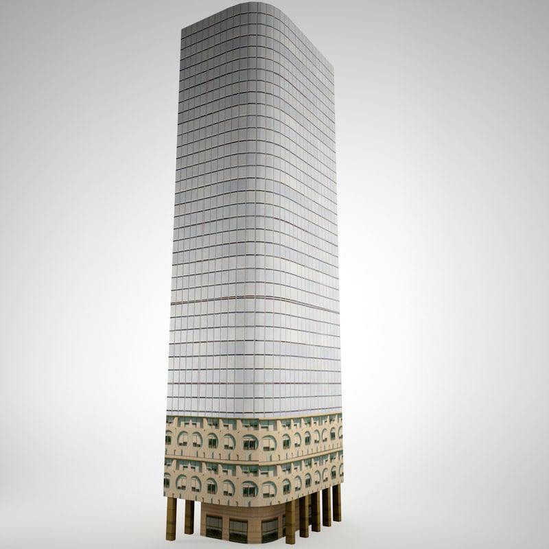 skyscraper 3 max