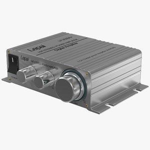 max mini amplifier lp-2020a amp