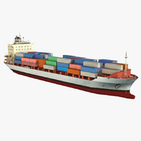 Largest Container Cargo Ship
