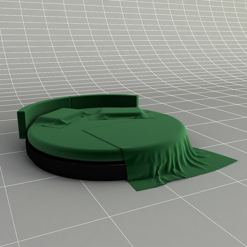 3ds max sofa couch bed