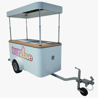 ice cream cart max
