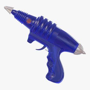 3d space water gun