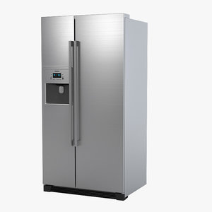 3d siemens ka60na45 rrefrigerator model