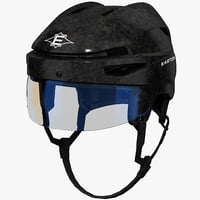 hockey helmet 3ds