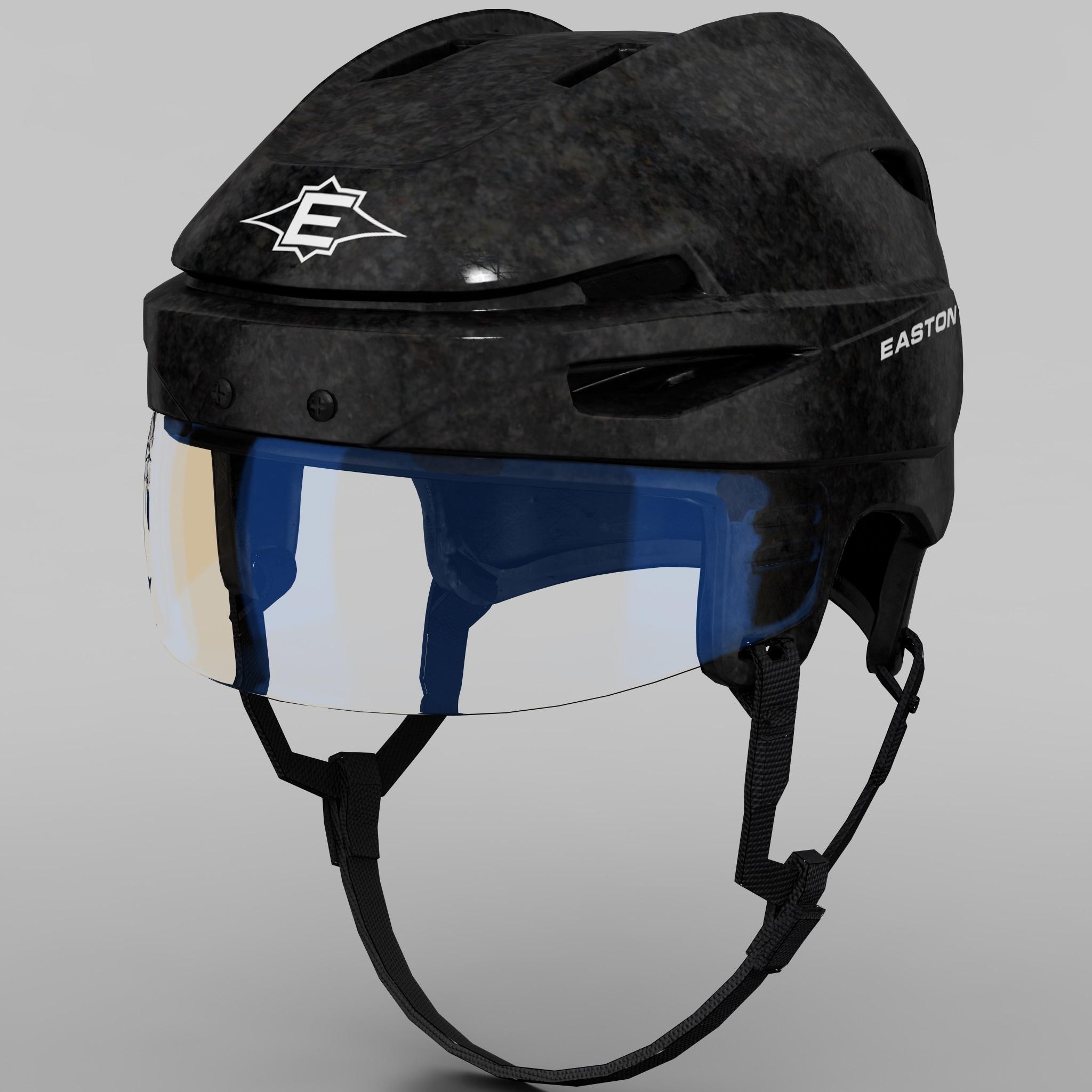 hockey helmet 3ds