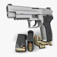Sig Sauer P226 Stainless 9mm