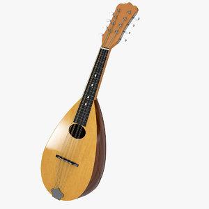 3ds mandolin