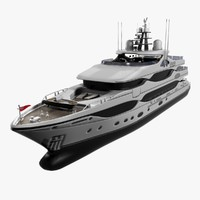 Christensen 43m Custom Series Yacht