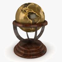 Desk World Globe