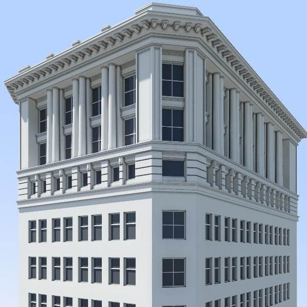 City Building building max