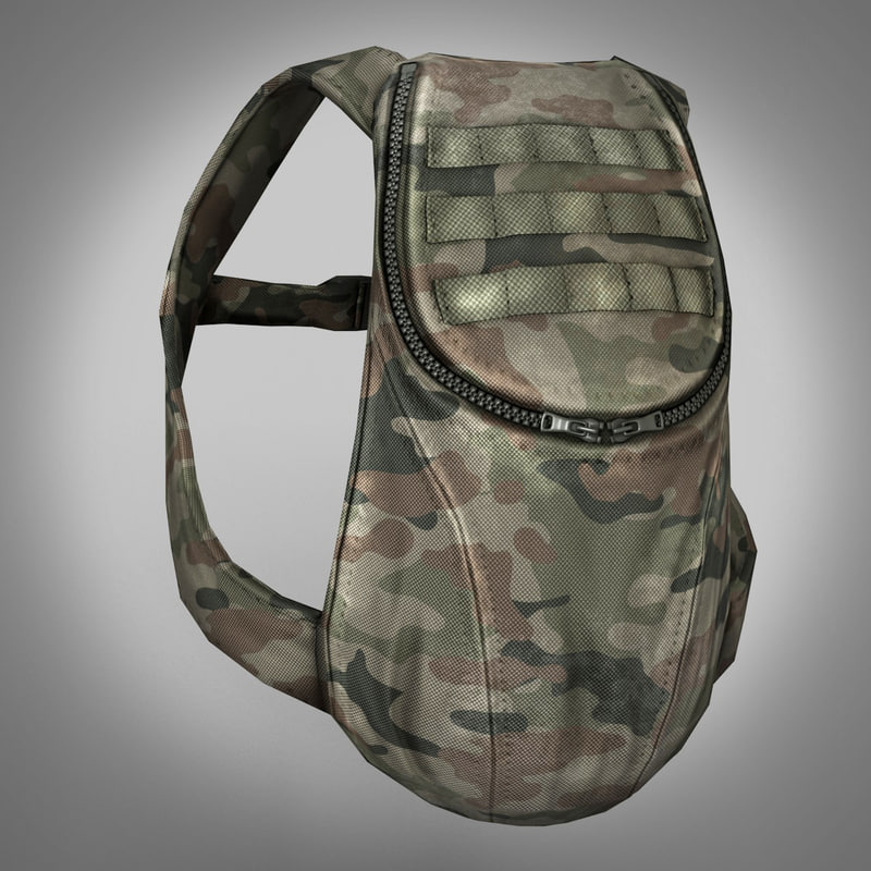 3d army backpack
