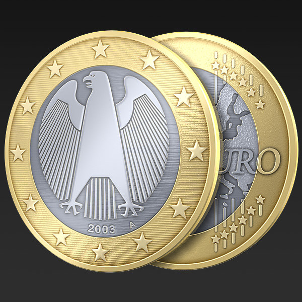 euro coin germany