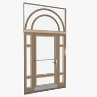 max entrance door