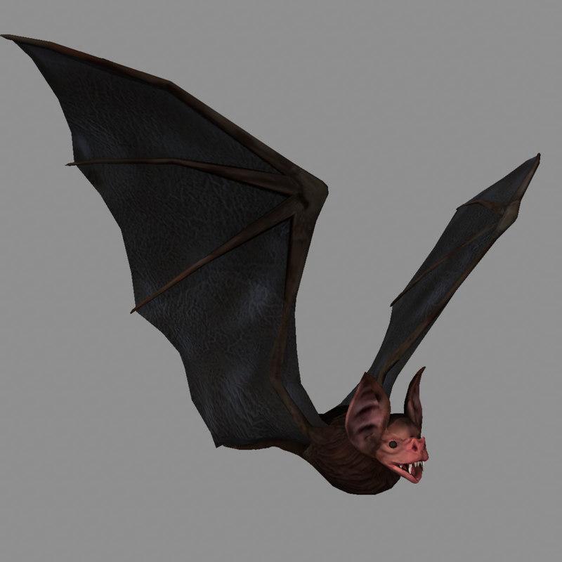 maya vampire bat rig