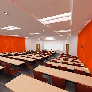 3ds max university school laboratory