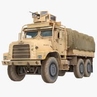 Military Truck Oshkosh MTVR