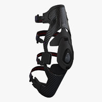 Motorcycle Alpinestars B2 Knee Brace