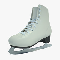 skates figure 3d max