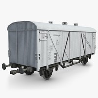 max cargo train wagon