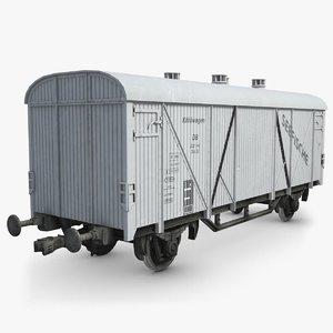max cargo train wagon