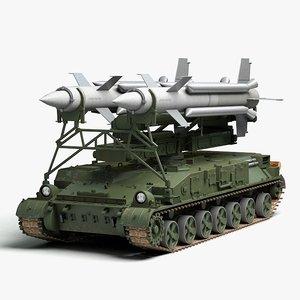 3d model russian 2k11 krug ganef
