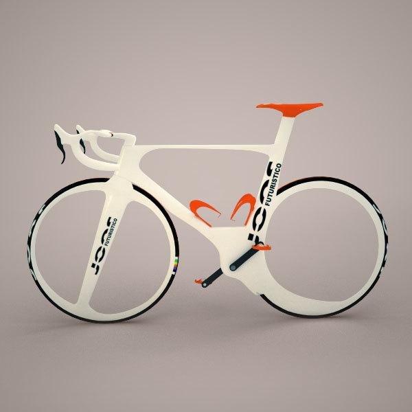 max futuristic bicycle