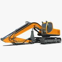 Hydraulic Hammer Crawler