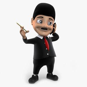 max businessman rigged