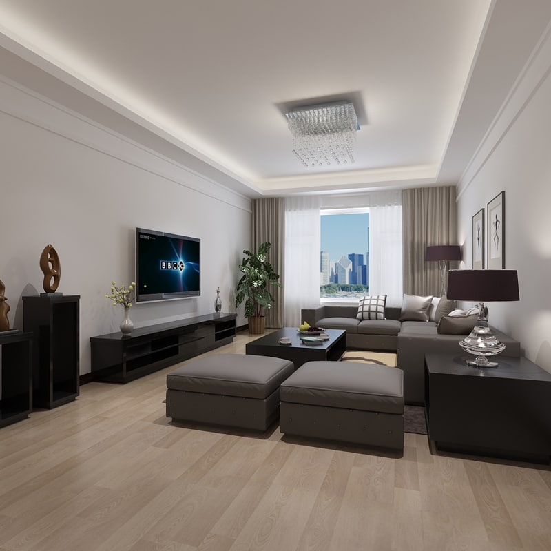 max living dining room