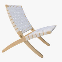 Carl Hansen MG501 Folding Chair