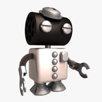 toy robot max