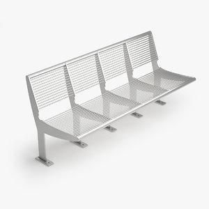 3d - bench