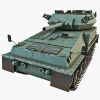 FV101 Scorpion British Tank 2