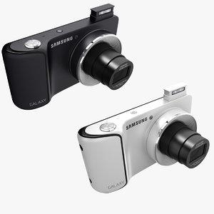 3d samsung galaxy camera model