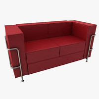 Modern style leather sofa