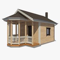 log house ma