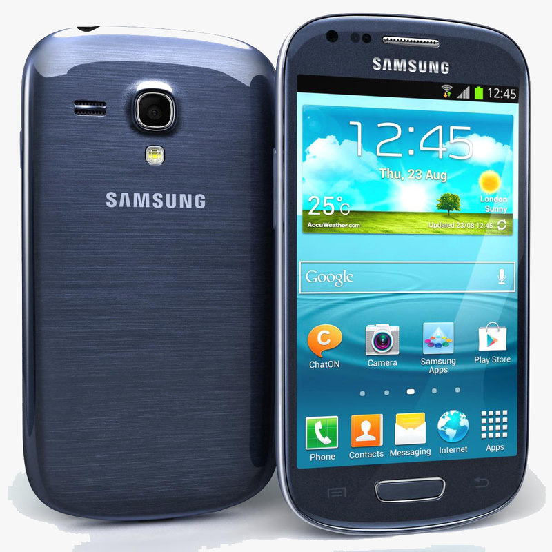 3d model samsung galaxy s
