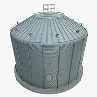 Steel Oil Tank