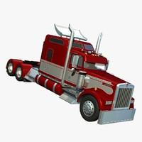 lwo w900 truck aerocab