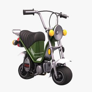 max yamaha chappy minibike
