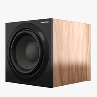 3d model bowers wilkins asw 610