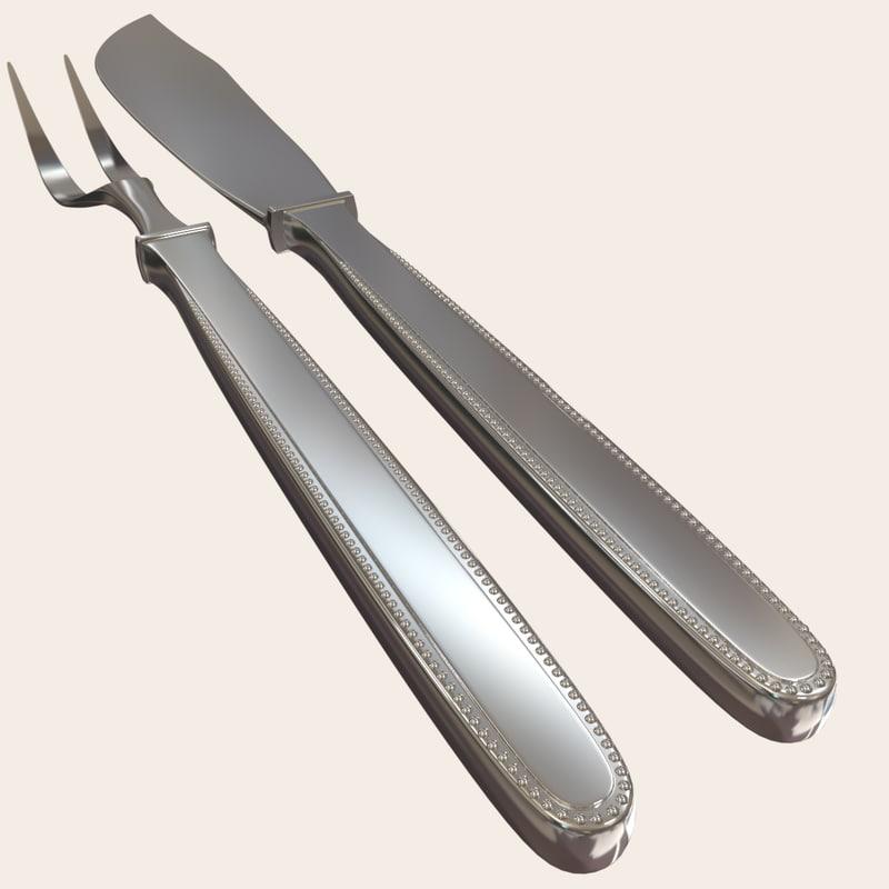fork knife max