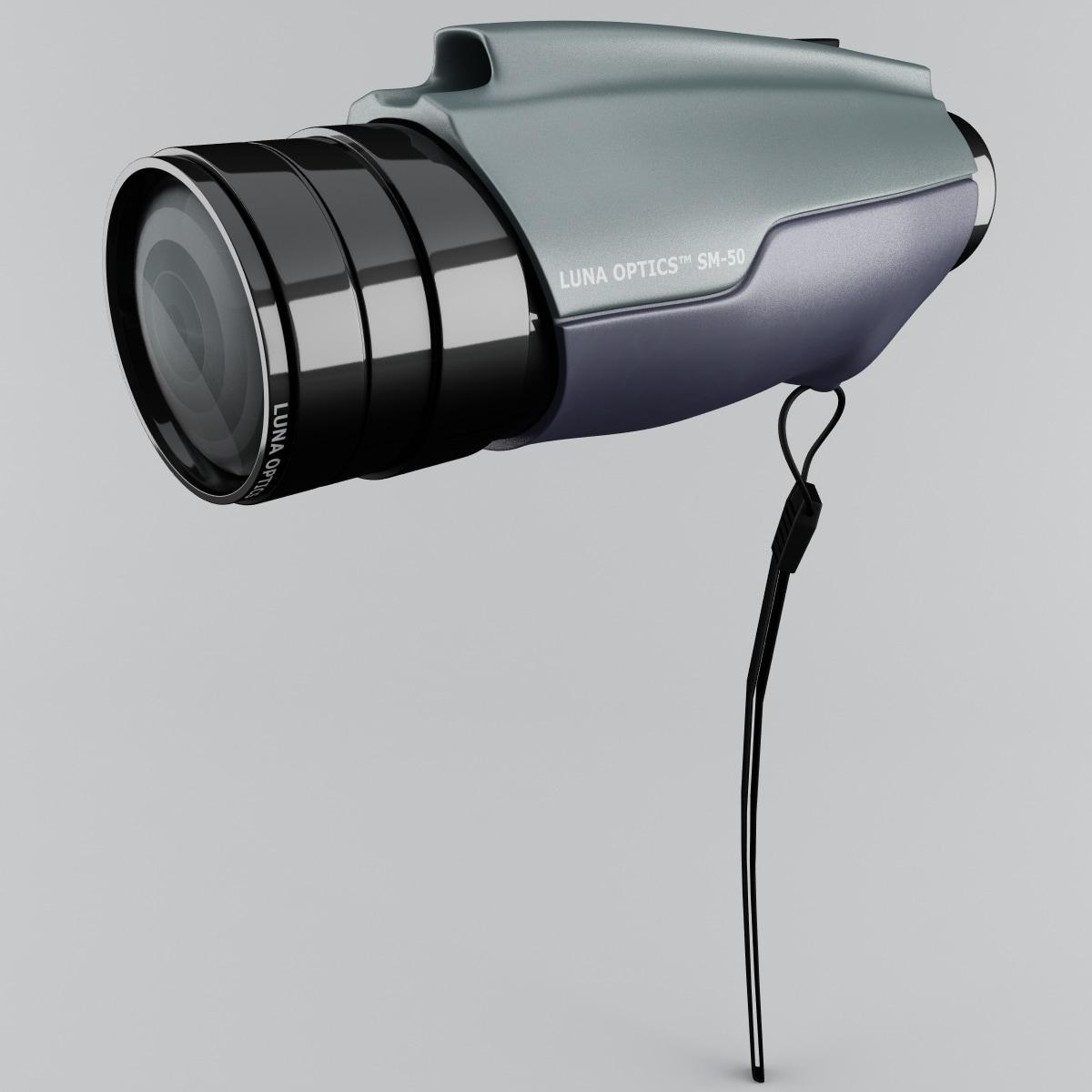maverick sm 50 night vision 3d model