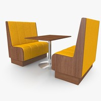 Diner Seating 01