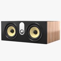 max bowers wilkins speaker