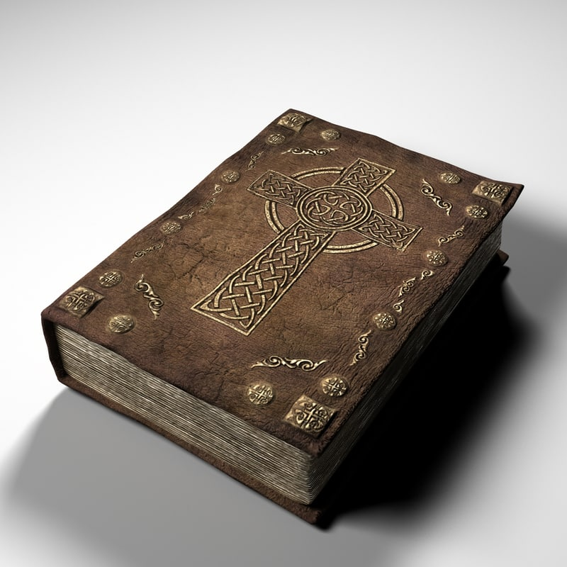 3ds max celtic book