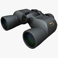 3dsmax terrain binoculars nikon 7238