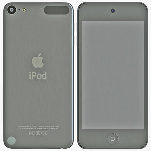 3ds generation black ipod touch